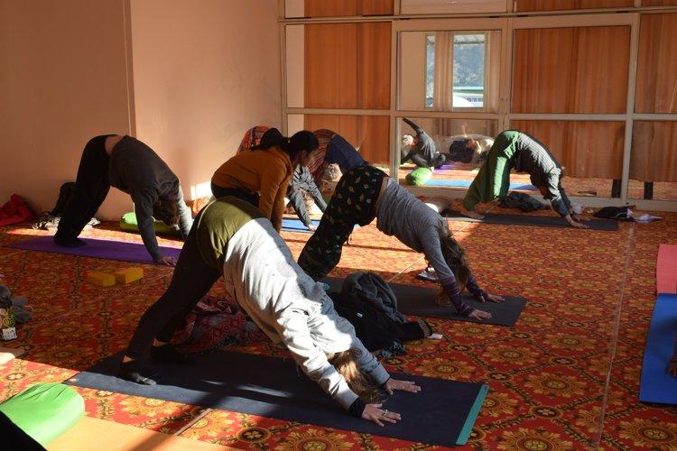 Rishikesh Nath Yogshala 300 Hour Vinyasa Flow & Ashtanga Yoga Teacher Training 19
