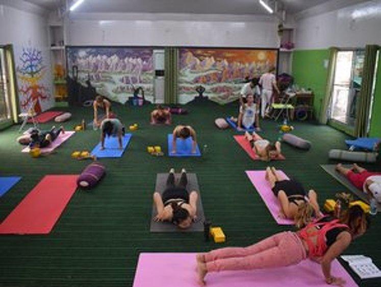 Rishikesh Nath Yogshala 300 Hour Vinyasa Flow & Ashtanga Yoga Teacher Training 22