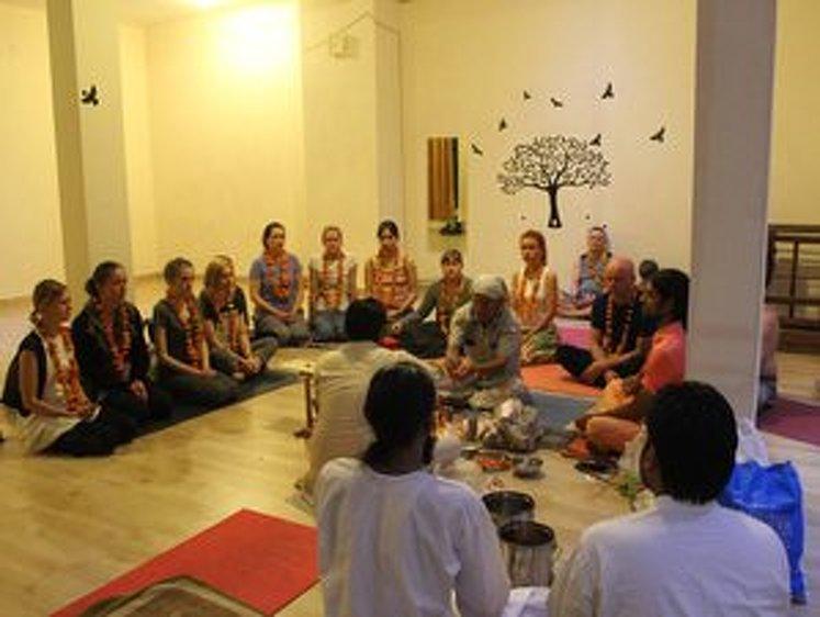 Rishikesh Nath Yogshala 300 Hour Vinyasa Flow & Ashtanga Yoga Teacher Training 23