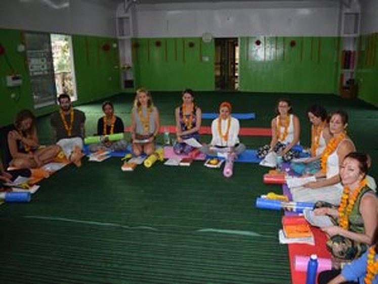 Rishikesh Nath Yogshala 300 Hour Vinyasa Flow & Ashtanga Yoga Teacher Training 25
