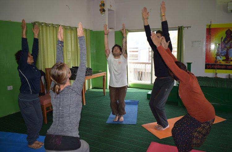 Rishikesh Nath Yogshala 300 Hours MultiStyle Yoga Teacher Training 1