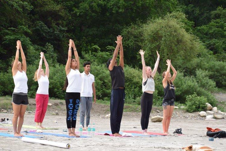 Rishikesh Nath Yogshala 300 Hours MultiStyle Yoga Teacher Training 2