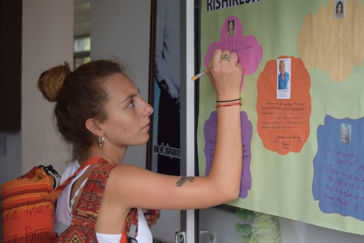 Rishikesh Nath Yogshala 300 Hours MultiStyle Yoga Teacher Training 3