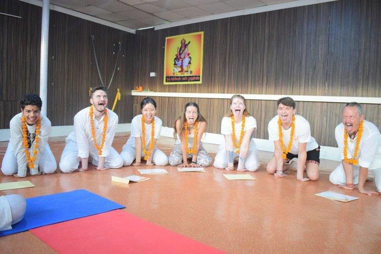 Rishikesh Nath Yogshala 300 Hours MultiStyle Yoga Teacher Training 6