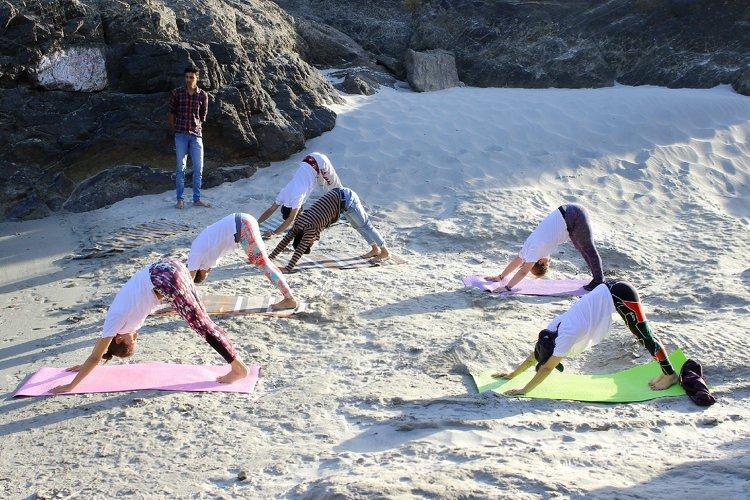 Rishikesh Nath Yogshala 300 Hours MultiStyle Yoga Teacher Training 11
