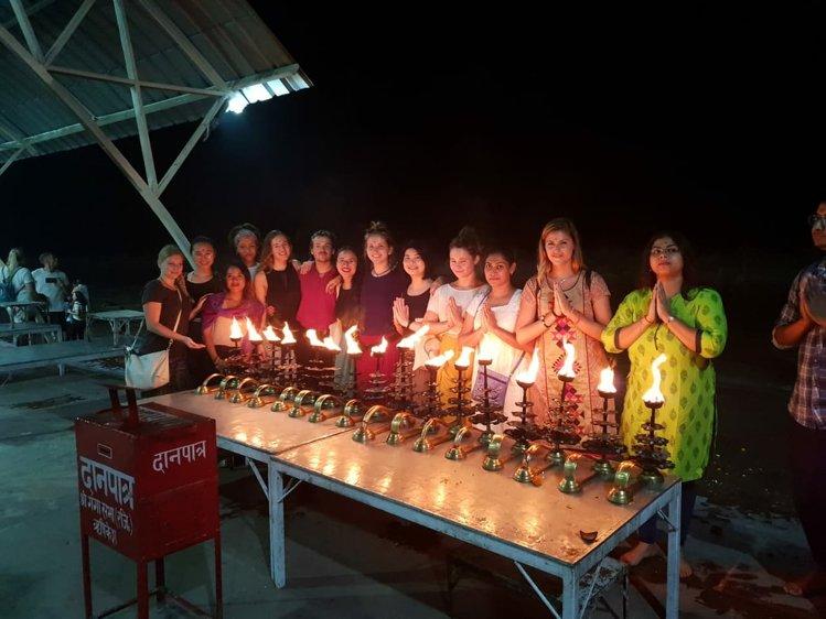 Rishikesh Nath Yogshala 300 Hours MultiStyle Yoga Teacher Training 12