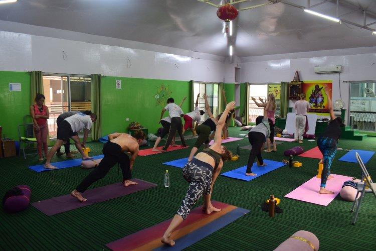 Rishikesh Nath Yogshala 300 Hours MultiStyle Yoga Teacher Training 13