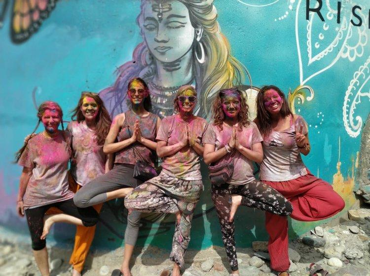 Rishikesh Nath Yogshala 300 Hours MultiStyle Yoga Teacher Training 14