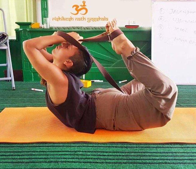 Rishikesh Nath Yogshala 300 Hours MultiStyle Yoga Teacher Training 15