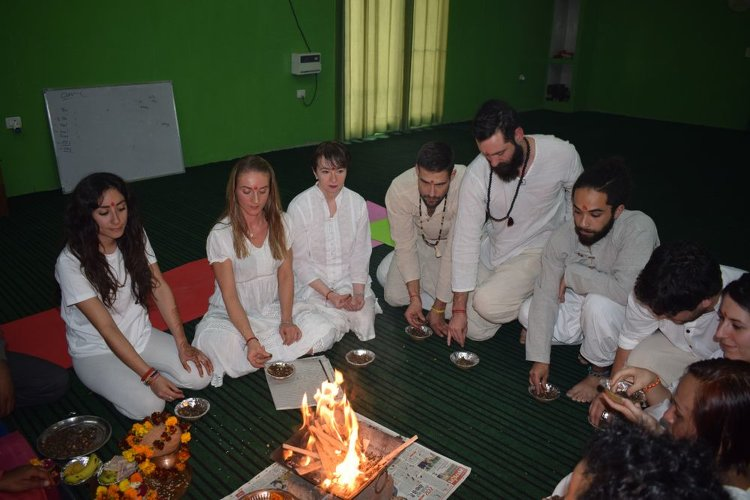 Rishikesh Nath Yogshala 100 Hours  Yoga Teacher Training India 4