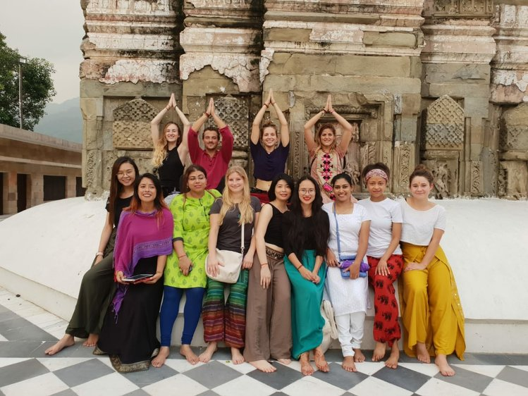 Rishikesh Nath Yogshala 100 Hours  Yoga Teacher Training India 8