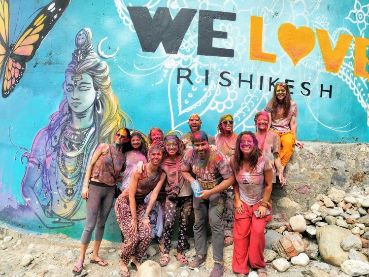 Rishikesh Nath Yogshala 100 Hours  Yoga Teacher Training India 11