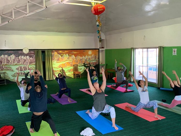 Rishikesh Nath Yogshala 100 Hours  Yoga Teacher Training India 14