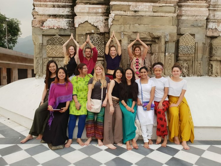 Rishikesh Nath Yogshala 100 Hours  Yoga Teacher Training India 16