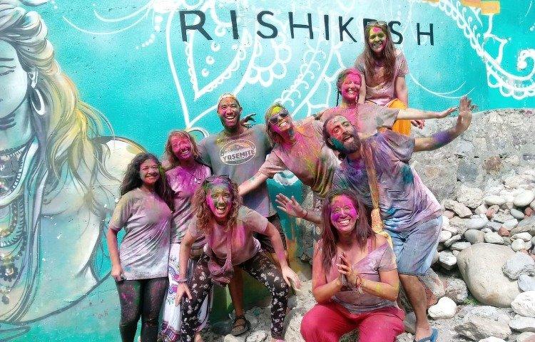 Rishikesh Nath Yogshala 300 Hours Hatha Yoga Teacher Training 3
