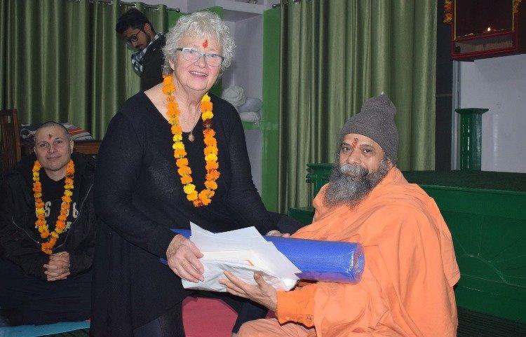 Rishikesh Nath Yogshala 300 Hours Hatha Yoga Teacher Training 4