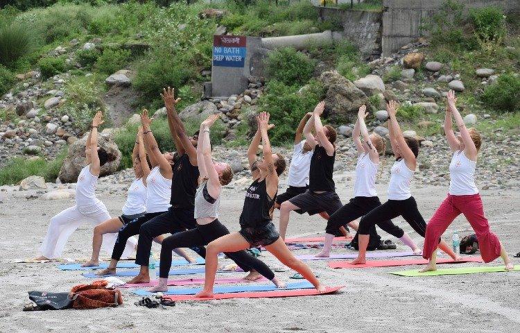 Rishikesh Nath Yogshala 300 Hours Hatha Yoga Teacher Training 6