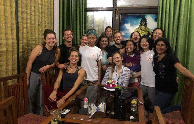 Rishikesh Nath Yogshala 300 Hours Hatha Yoga Teacher Training 11