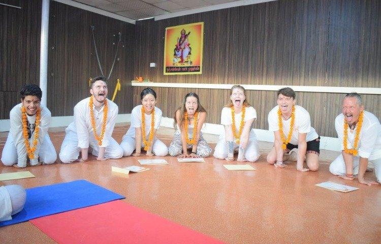 Rishikesh Nath Yogshala 300 Hours Hatha Yoga Teacher Training 13