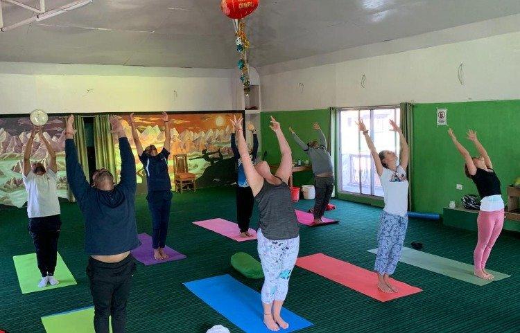 Rishikesh Nath Yogshala 300 Hours Hatha Yoga Teacher Training 15