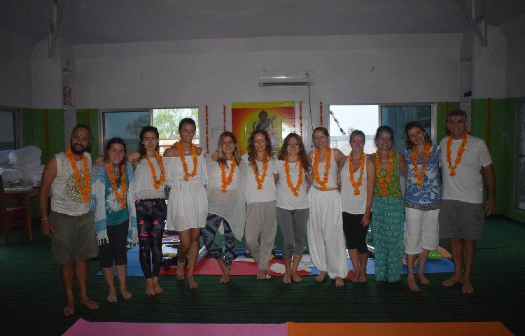 Rishikesh Nath Yogshala 300 Hours Hatha Yoga Teacher Training 16