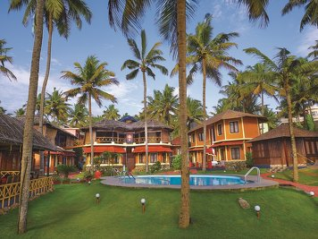 Krishnatheeram Ayur Holy Beach Resort Trivandrum India