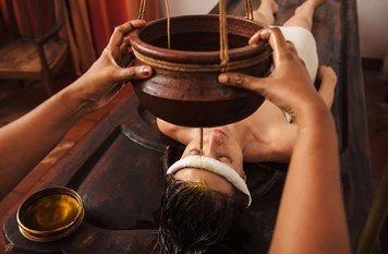 Krishnatheeram Ayur Holy Beach Resort Migraine Program