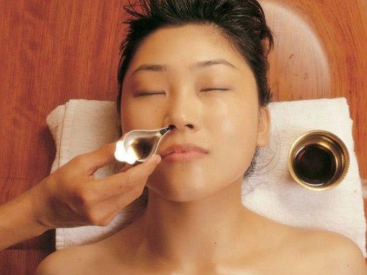 Krishnatheeram Ayur Holy Beach Resort Sinusitis Program 1