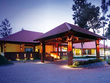 Windflower Resort & Spa, Vythiri Wayanad India