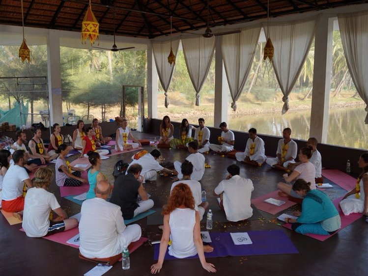 Mahi Yoga Center Dharamshala India 1