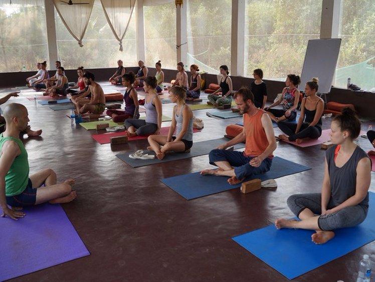 Mahi Yoga Center 200 hours Yoga Teacher Training 1