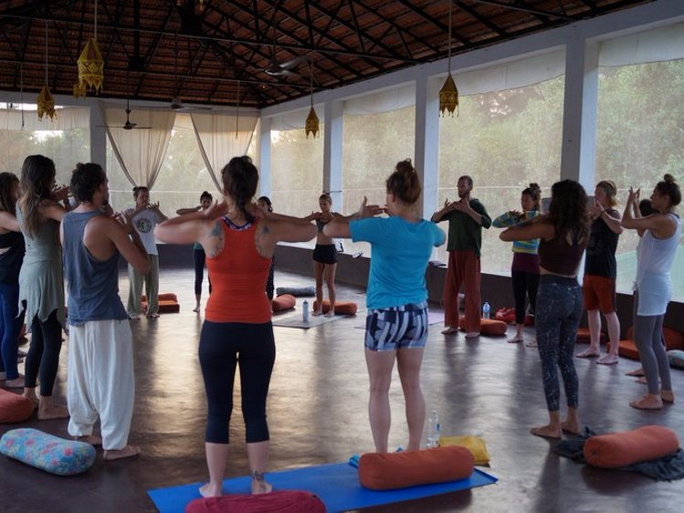 Mahi Yoga Center 300 Hour Yoga Teacher Training 2