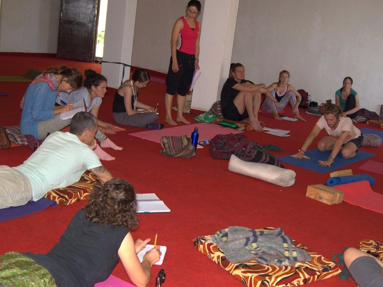 Mahi Yoga Center Goa India 2