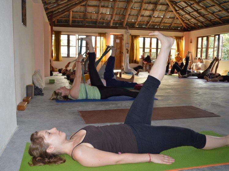 Mahi Yoga Center Yoga Teacher Training 2