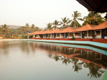 Mahi Yoga Center Deluxe Rooms