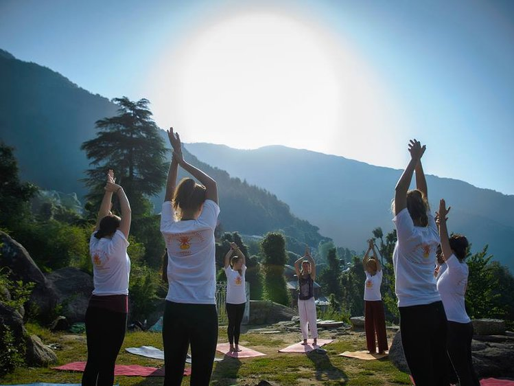 Shree Hari Yoga Center Dharamshala India 4