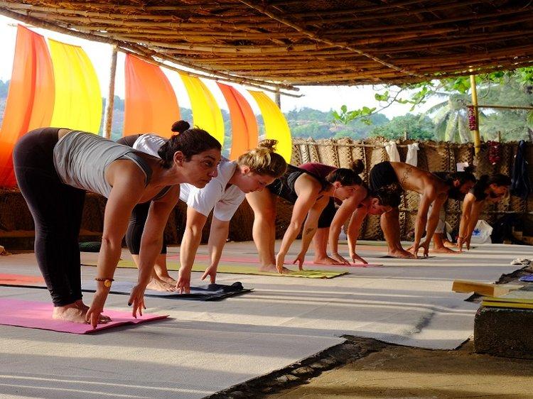 Shree Hari Yoga Center Yoga Teacher Training 1