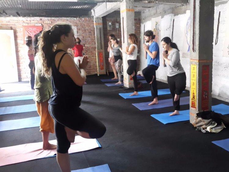 Shree Hari Yoga Center Gokarna 300 Hour (28 Nights / 29 Days) Yoga Teacher tranning 1