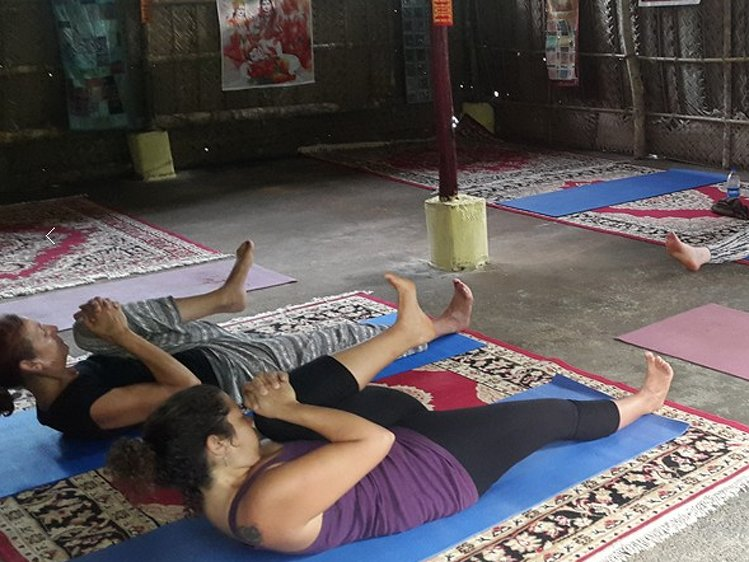 Shree Hari Yoga Center Gokarna Yoga Teacher Training 2