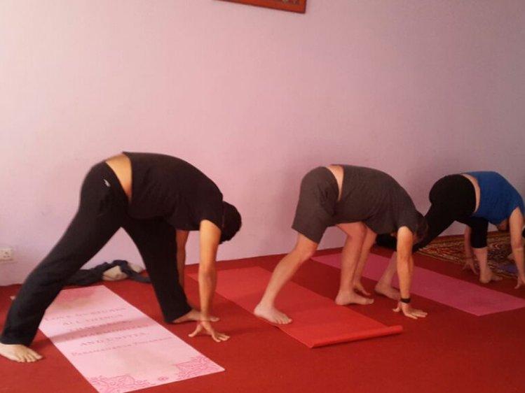 Shree Hari Yoga Center Gokarna Yoga Teacher Training 1