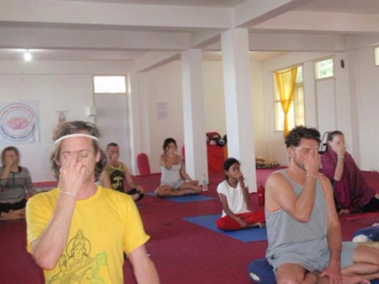 Sarvaguna Yoga Dhaama 200 Hr Yoga Teacher Training 2
