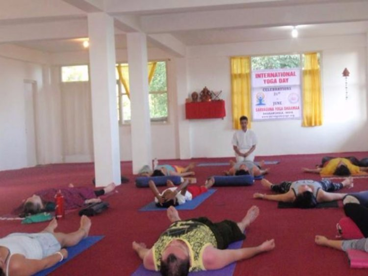Sarvaguna Yoga Dhaama 200 Hr Yoga Teacher Training 3
