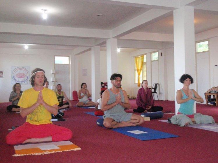 Sarvaguna Yoga Dhaama 300 Hour (25 Nights / 26 Days) Yoga Teacher Training 2