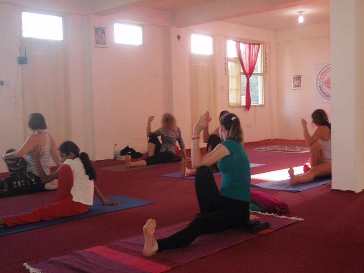 Sarvaguna Yoga Dhaama 300 Hour (25 Nights / 26 Days) Yoga Teacher Training 1