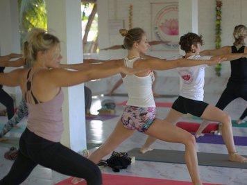Sarvaguna Yoga Meditation Training Ashram 200 Hour (25 Nights / 26 Days) Yoga Teacher Training