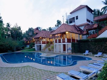The Travancore Heritage Kottukal India