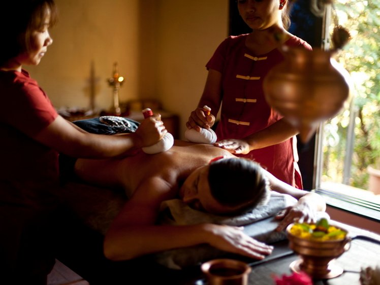 Kare Ayurveda and Yoga Retreat Pune India 1