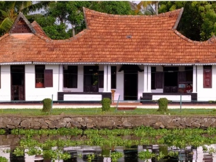 Keraleeyam Boutique Lakeside Ayurveda Alappuzha India 4