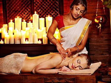 Keraleeyam Boutique Lakeside Ayurveda 6 Nights / 7 Days Relief Package