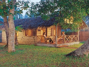 Keraleeyam Boutique Lakeside Ayurveda Ayurvedic Health Care Package AC Cottages
